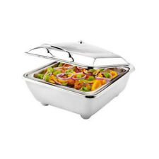 More details for sunnex genoa 5.5l electric chafing dish food warmer buffet ware  2/3 size