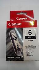 CARTUCCIA ORIGINALE CANON BCI-6BK