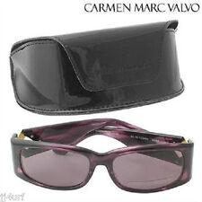 CARMEN MARC VALVO Sunglasses, Valvo Hepburn, 655PU Violet, Retail $199