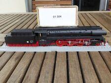 Piko Dampflok BR 01 504 Kohle, Umbau mit Umlaufschürze etc. DR Ep.3, gut gebaut