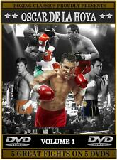 Oscar De La Hoya DVD Boxing Collection (Vol1)