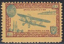 Yugoslavia 1928 Air Mail Essay Sanabria EAPP Mint Never Hinged interesting item