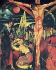 Print - Crucifixion by Max Ernst (1913)