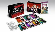 Buffy the Vampire Slayer Complete Series (Seasons 1-7,39-DVD Set+Comic Book) NEW