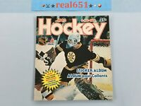 1983 O-Pee-Chee Hockey Sticker Album WAYNE GRETZKY | Near 40% Full Book 127/330
