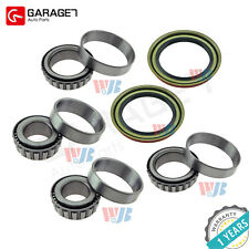 Set Front Wheel Bearing &Race &Seal Assembly Fit Ford Expedition F-150 Heritage