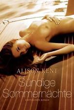 Sündige Sommernächte  Alison Kenti   Erotik Taschenbuch ++Ungelesen++