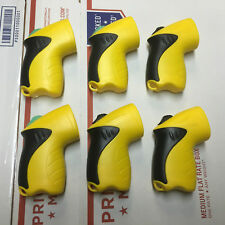 (  6 )   Garrity Life Lite Flashlight  Yellow Black   LL10g part # 2732 tested