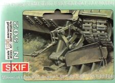 KMT-6 MINE PLOUGH/PLOW to T-90, T-80, T-72, T-64, T-62, T-55 & T-54 1/35 SKIF