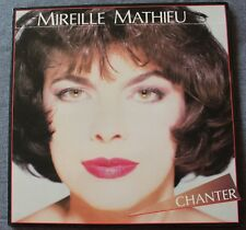 Mireille Mathieu, chanter, LP - 33 tours
