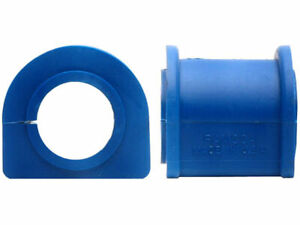 For 1986-1987 Jeep J10 Sway Bar Bushing Kit Front To Frame AC Delco 87635CH