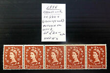 GB 1958 Wilding 2d Retouch As Described U/M NEW PRICE FP5949