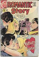 Romantic Story #112 1971 FR Charlton Comics Free Bag/Board