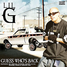 Guess Who's Back by Lil G (Rap) (CD, Jan-2007, Thump Street Records) NEW
