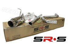 SR*S FULL STAINLESS STEEL CATBACK EXHAUST SYSTEM 99-06 Chrysler PT Cruiser DEEP