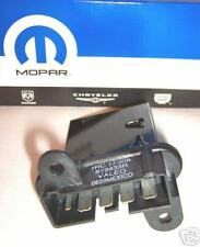 02-07 Jeep Liberty & Wrangler Blower Motor Fan Resistor