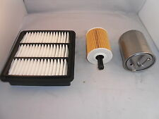 Mitsubishi Outlander 2.0 DI-D Diesel Service Kit Oil + Air + Fuel Filter 2006-On
