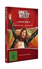 Rock Star Rock & Roll Cinema Kult Musik DVD NEU Mark Wahlberg Aniston C171