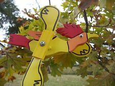 Wild Roadrunner Mini Whirligigs Whirligig Windmill Yard Art Hand made from wood