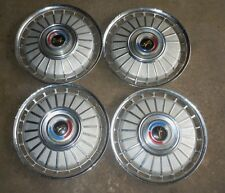 "1962 Ford Galaxie Wheel 14"" Covers / Set 63 64 65 66"