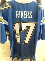 Philip Rivers signed autographed 2007 2011 Chargers authentic Reebok jersey GAI