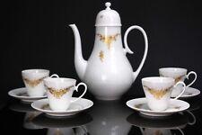 Vintage Rosenthal Germany Fine Porcelain 10pc Coffee set Classic Rose Pattern