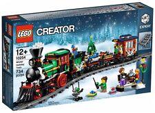 Lego CREATOR EXPERT - 10254 - LE TRAIN DE NOËL - NEUF -boite scellée