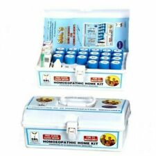 Homeopathic home kit contains ointments , pills , dilutions by SBL homeopathy ,,