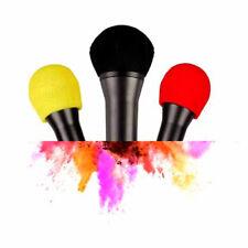 100PCS Microfono igiene copertura rimozione odore spugna usa e getta crit