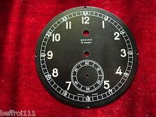Cadran pendulette MONTRE ZENITH dial Uhr,montre 8 jours 85,5 mm Zifferblatt 1 N