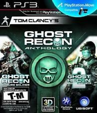 Tom Clancy's Ghost Recon Anthology RE-SEALED Sony Playstation 3 PS PS3 GAME