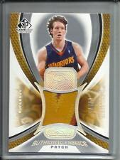 Mike Dunleavy 04/05 SP Game Used Edition Game Jersey Patch #66/75
