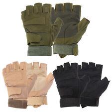 Bike Cycling Gloves Outdoor Tactical Sport Half Finger Hunt Mountaineering Stuff