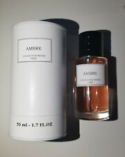 Parfum collection privée AMbre N°3 nuit  50ml MADE IN FRANCE promo exceptionnel