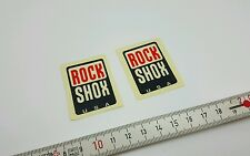 ROCK SHOX® BIKE BICYCLE AUFKLEBER ¦ STICKER *NEU