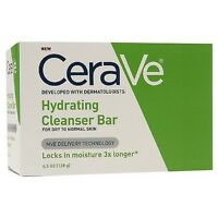 CeraVe Hydrating Cleansing Bar 4.5 oz (Pack of 5)