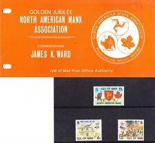 Isle of Man 1978 North American Association Presentation Pack