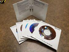 Lot of 6 Microsoft Office 2007 Professional License + Media