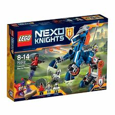 LEGO® Nexo Knights™ 70312 Lances Robo-Pferd NEU OVP_Lance's Mecha Horse NEW MISB