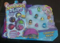 Squinkies 'Do Drops Season 1 - 12 Squinkies Collector Pack - NEW