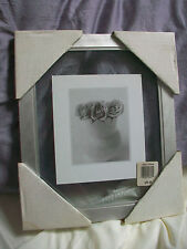 Roses Picture Silver & Glass Frames Approx 12 x 12 Macy's