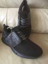 Genuine Black Hugo boss  maze extreme Running Trainers uk 9 Excellent Condition