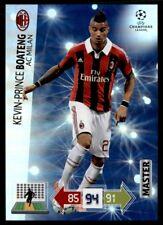 Panini Champions League 2012-2013 Adrenalyn XL Boateng AC Milan Master