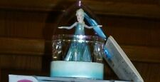 DISNEY STORE Frozen ELSA Musical Lights Up Sketchbook ORNAMENT Singing Mini Doll