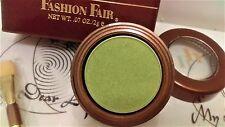 FF FASHION FAIR Eye Shadow Vibrant #5117 Green -Size .07oz/ 2g w/ applicator NIB
