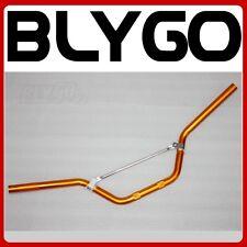 GOLD Alloy Handle Bar 70cc 110cc 125cc 140cc 150cc PIT PRO Trail Quad Dirt Bike