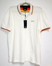 Joop Polo-Shirt Deutschland Weiß Größe:XL  Neu mit Etikett NP:69€