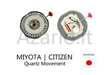 Movimento al quarzo MIYOTA 2415 movement quartz for watch orologi Japan Made