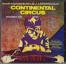 CD - Gong / Continental Circus (3820)