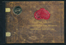 New listing Australia: 2008 $1 Rugby League coin Stamp Booklet, $10 face value rugby stamps